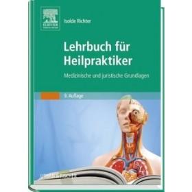 Richter Isolde, Lehrbuch für Heilpraktiker