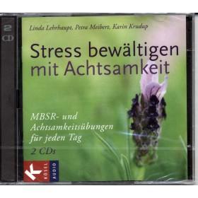 Lehrhaupt / Meibert, Stress bewältigen mit Achtsamkeit 2 CD's