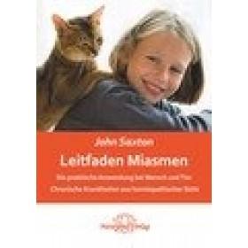 Saxton John, Leitfaden Miasmen