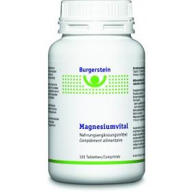 Burgerstein Magnesiumvital 120 Tbl
