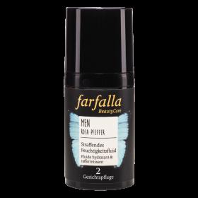 farfalla men Rosa Pfeffer Straffendes Feuchtigkeitsfluid 30ml