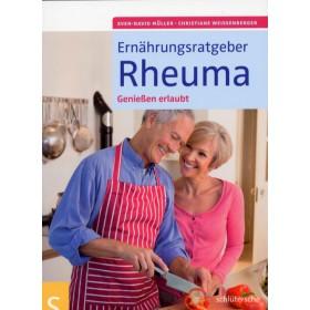 Müller Sven-David & Weißenberger Christiane, Ernährungsratgeber Rheuma
