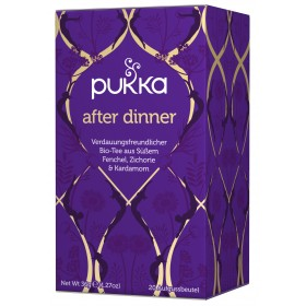 Pukka After Dinner Tee Bio 20 Btl
