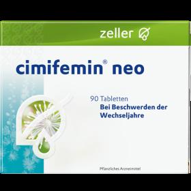Cimifemin neo Tabl 6.5 mg 90 Stk