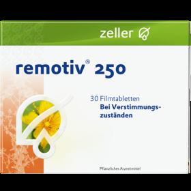 Remotiv Filmtabl 250 mg 30 Stk