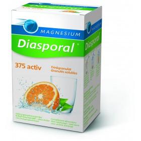Magnesium Diasporal Activ Trinkgranulat orange 20 Stk