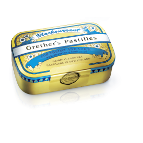 Grethers Blackcurrant Past Dose 110 g