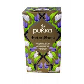Pukka Drei Süssholz Tee Bio 20 Btl