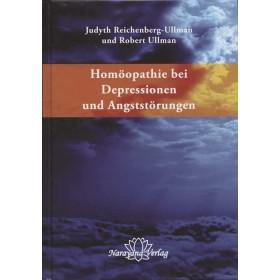 Reichenberg-Ullmann Judyth Homöopathie bei Depressionen und Angststörungen