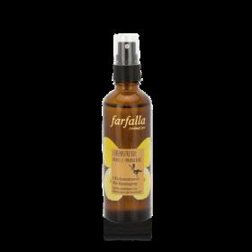 farfalla Lebensfreude Vanille-Mandarine Glücksmomente Bio-Raumspray 75ml