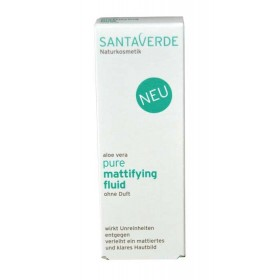 Santaverde pure mattifying fluid ohne duft 30ml