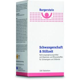 Burgerstein Schwangerschaft & Stillzeit 100 Tbl