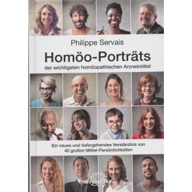Servais Philippe, Homöo-Porträts der wichtigsten homöopathischen Arzneimittel