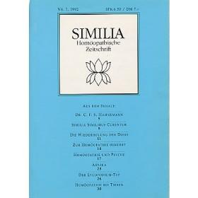 Similia Nr. 1