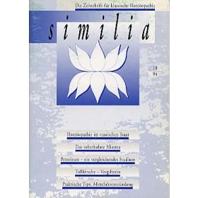 Similia Nr. 10