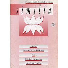 Similia Nr. 13