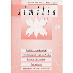 Similia Nr. 18