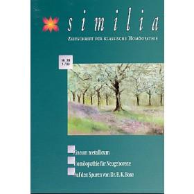 Similia Nr. 28