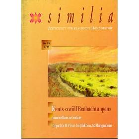 Similia Nr. 30