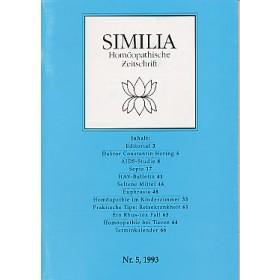 Similia Nr. 5