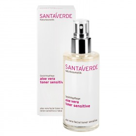 Santaverde aloe vera toner sensitive 100 ml