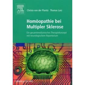 Planitz Christa von der & Lorz Thomas, Homöopathie bei Multipler Sklerose