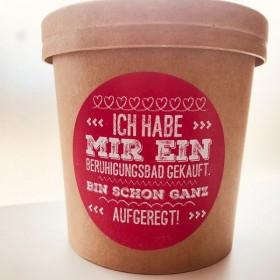 Hafer Waldbad - ganz aufgeregt - veganes Milchbad