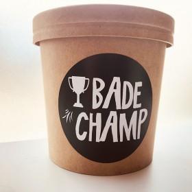 Hafer Waldbad - Badechamp -  veganes Milchbad