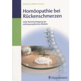Wilkens Johannes, Homöopathie bei Rückenschmerzen